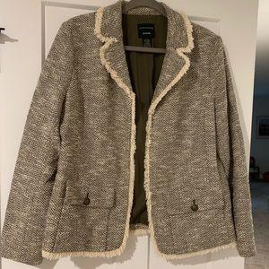 Doncaster tweed blazer